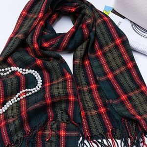 Three New Oversize Ladie's Scarves/Shaw